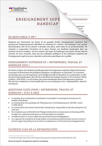ETH 2025 - Formation « ENSEIGNEMENT SUPÉRIEUR » (PDF)