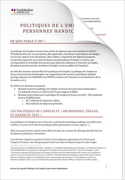 ETH 2025 - Politiques de l'emploi (PDF)