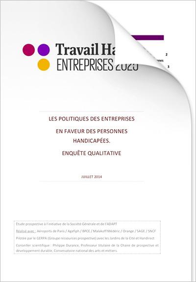 ETH 2025 Image PDF - Base information prospective : ENQUÊTE QUALITATIVE