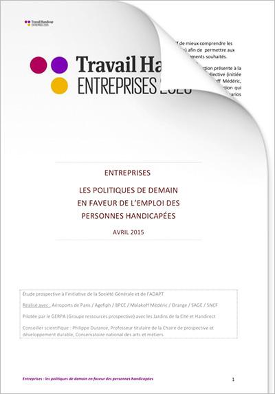 ETH 2025 - Politiques des entreprises - avril 2015 (PDF)